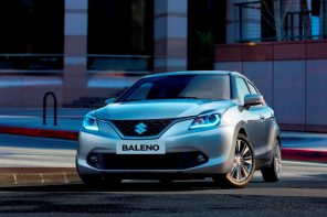 Thoughts on driving the Suzuki Baleno in Johannesburg