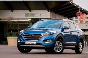 Hyundai Tuscon – Elegant and Efficient